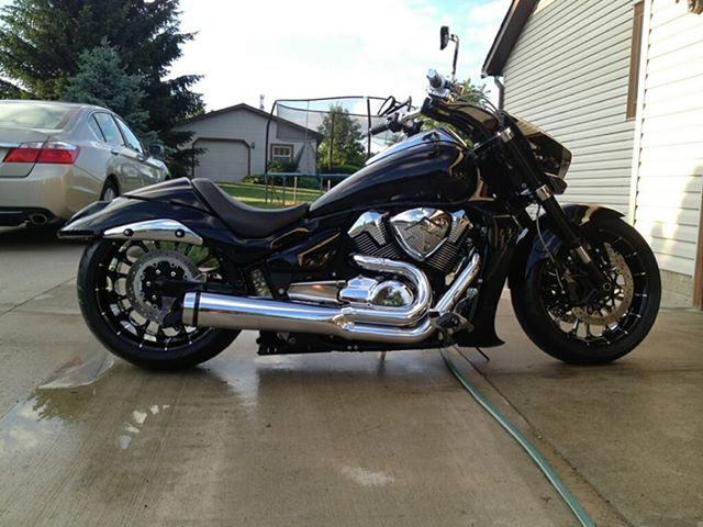 Velocity Pro or Sideburner Exhaust Performance