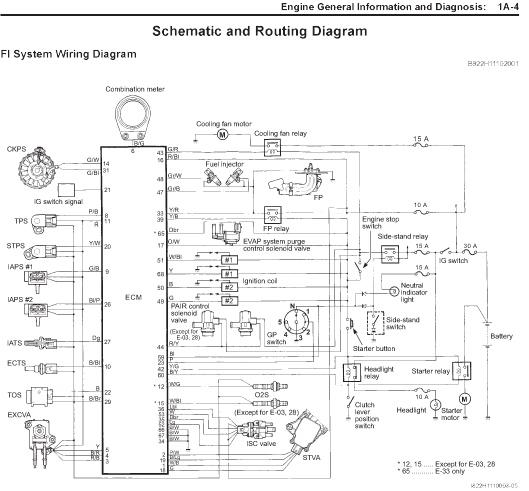 suzuki m109 wiring diagram suzuki wiring diagrams 2007 m109r wiring diagram