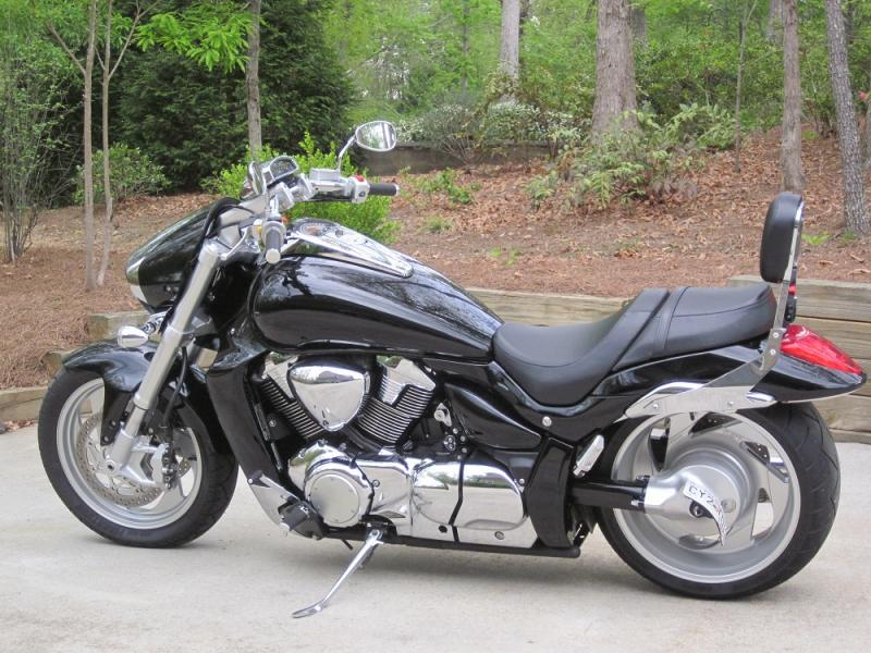 Click image for larger version.  Name:LSide M109 WSissy Bar.jpg Views:527 Size:98.7 KB ID:63761